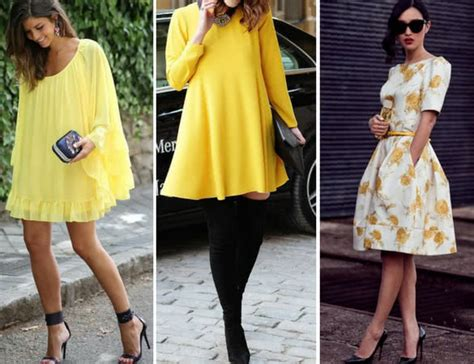 what color shoes with yellow dress what to wear with a yellow dress