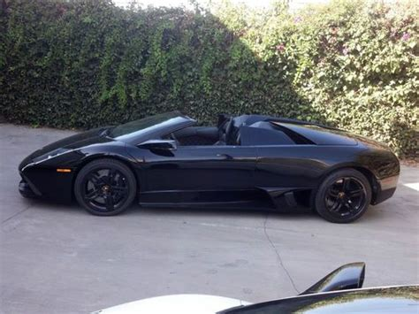 all black lamborghini pics for gt lamborghini murcielago lp640 black
