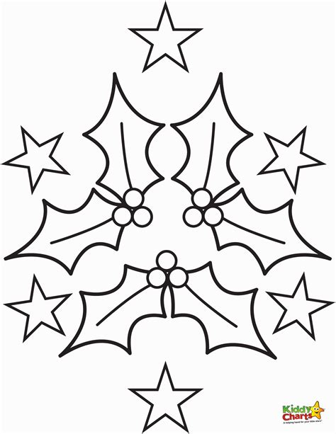 printable christmas holly printable christmas holly coloring pages coloring home