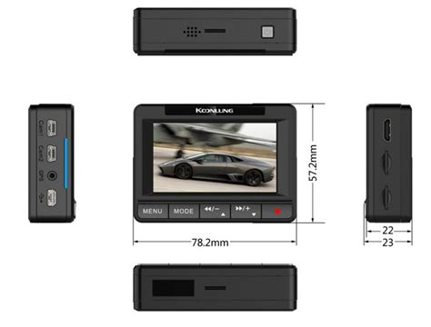 car recorder k1 car dvr recorder k1 koonlung china manufacturer