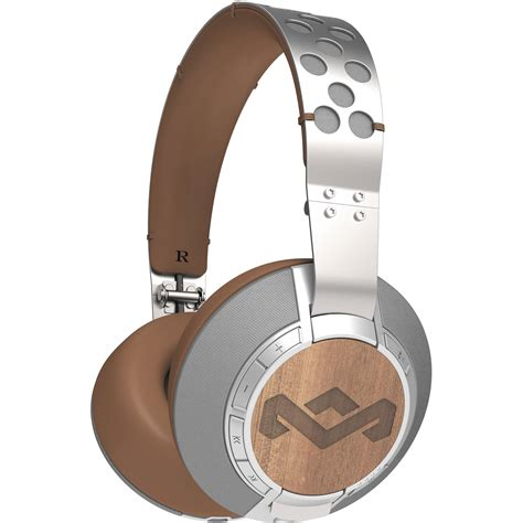 house of marley house of marley liberate xlbt bluetooth headphones em fh041 sd