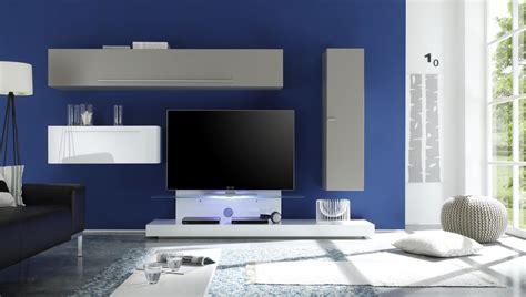 Merveilleux Meuble De Rangement Moderne #8: Composition_tv_murale_design_blanc_laqu_-gris_mat_osaka.jpg