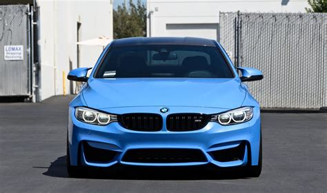 2016 bmw m4 blue color wallpaper autocar pictures