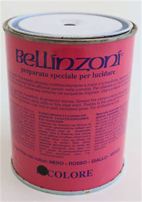 bellinzoni polishing wax for granite marble concrete