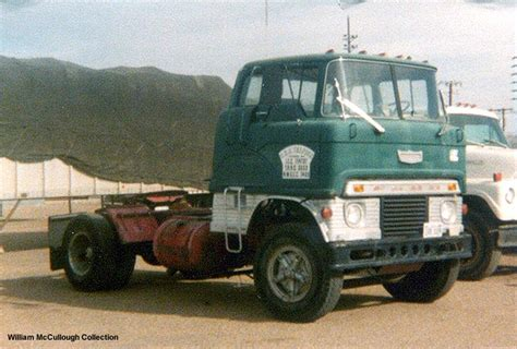 ford h william mccullough ford cabover truck collection