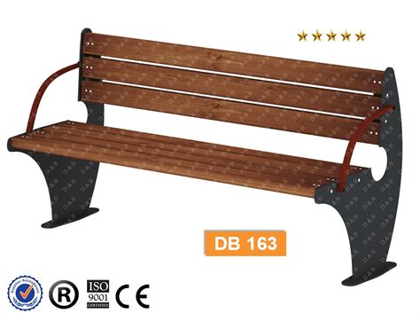 sitting bench db 163 sitting benches outdoor trash can park bench