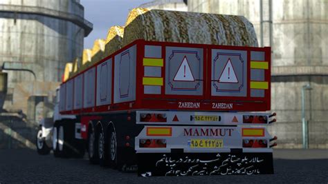 mammut  axle ets euro truck simulator  mods