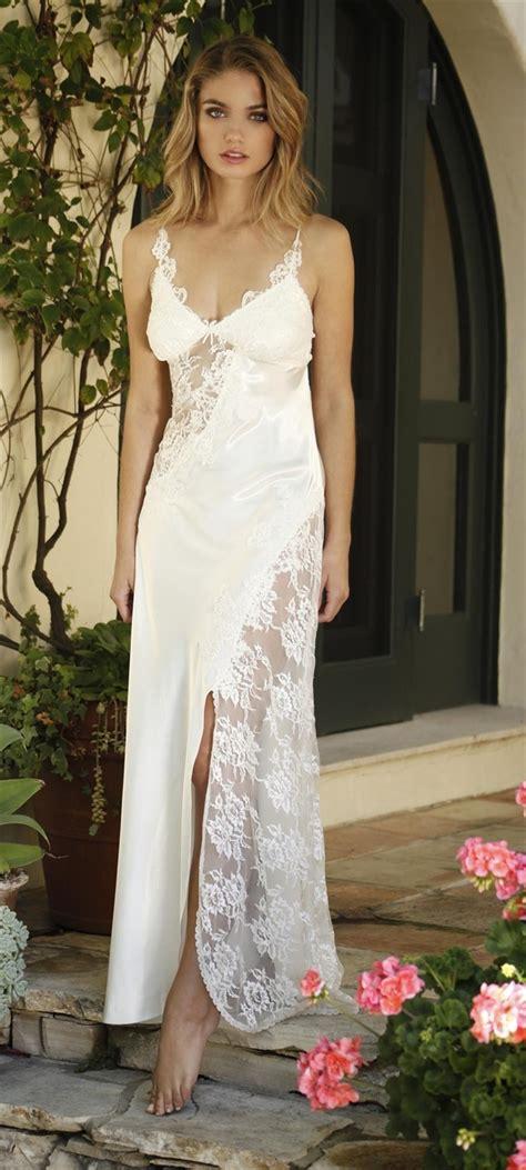 jonquil adela bridal nightgown wedding