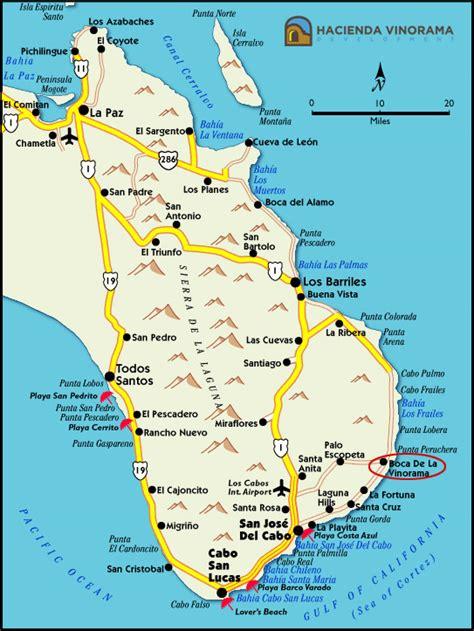map cabo mexico maps of cabo cabo san lucas vacation rentals hacienda
