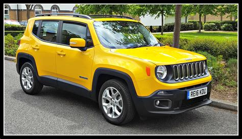 Jeep Family Jeep Renegade A Family Car Uk