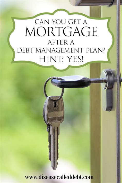 What Of Can You Get After Mba by Can You Get A Mortgage After A Debt Management Plan