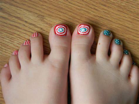 Toe Nail Designs by 30 Best And Easy Toe Nail Designs