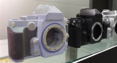 Printer Nikon 3ders org nikon df from 3d printed prototype to production 3d printer news 3d