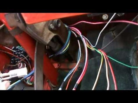 install  wiring harness      chevy