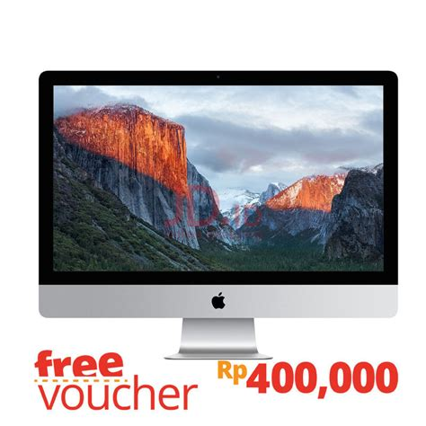 Apple Imac Mk452 Retina 4k 21 5 jual apple imac mk452 retina 4k 21 5 quot i5 8gb 1tb