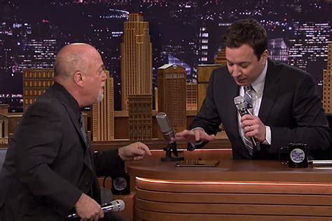 Prince And Billy Joel Will Sing At The Bowl by Jimmy Fallon And Billy Joel Sing Doo Wop With An