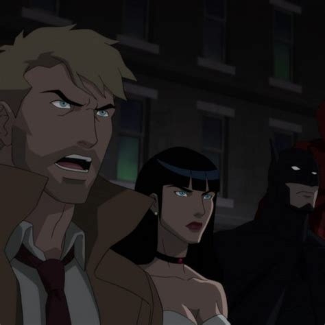 New Justice League Dark Clip Features Batman And | nerd reactor filming begins for sharknado 5 with ian