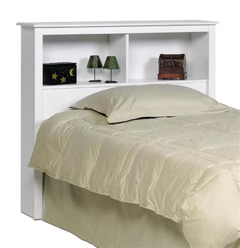 twin headboard dimensions twin size bed storage shelf headboard white new ebay