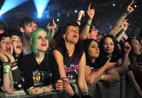 green day fan review green day at manchester arena stuart greer