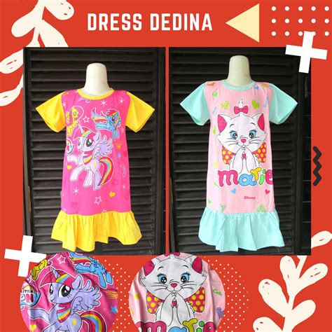 Baju Anak 8thn supplier baju anak perempuan karakter murah bandung rp 18