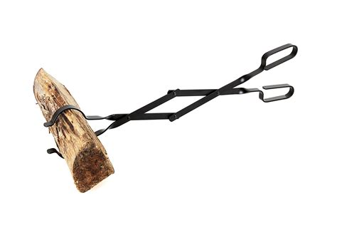 10 useful cfire cooking tools a cowboy s - Pit Log Grabber