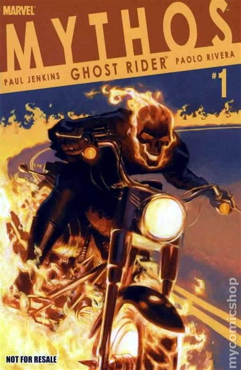 ghost rides books mythos ghost rider 2006 comic books