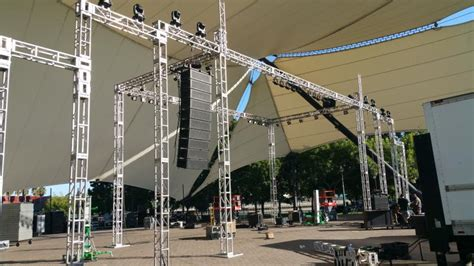 lighting rental san francisco stage lights and sound rentals production services