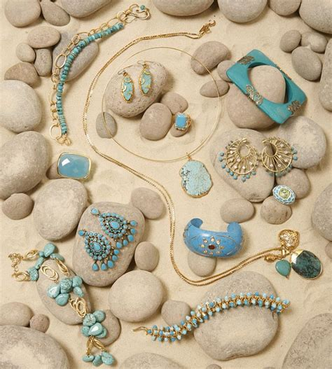 Accessories: Turquoise treats   Daily Mail Online