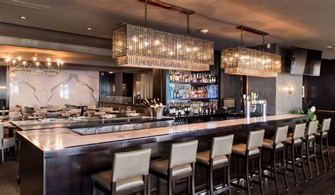 restaurant  bar interior design firm ottawa sfda