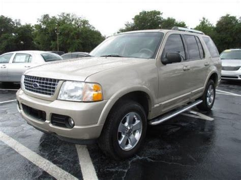 automobile air conditioning service 2005 ford explorer sport trac parking system find used 2005 ford explorer limited in 2901 highway 44 w inverness florida united states