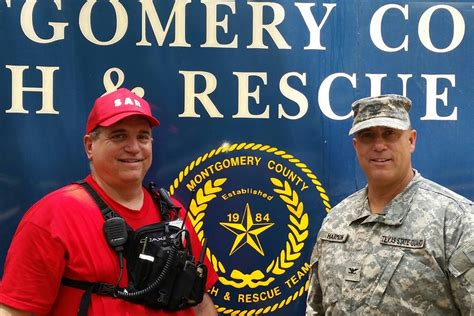 Montgomerycounty Search Montgomery County Search And Rescue Teams Up With Guard