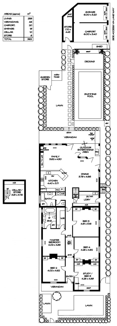 villa floor plans australia stunning sunday a bluestone villa in south australia