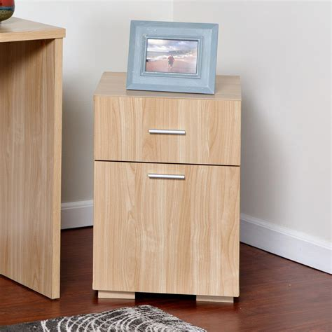 oak file cabinet amazon amazon com comfort products 50 2401ok modern 2