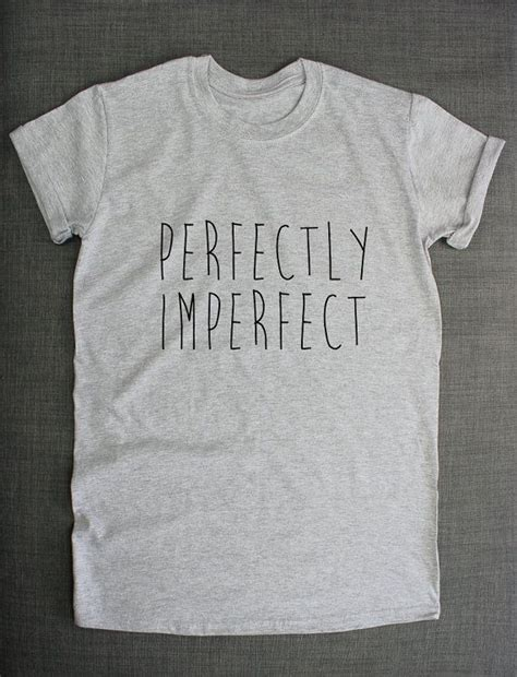 Perfectly Tshirt by Perfectly Imperfect T Shirt Jump In Shirt