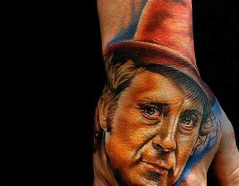 willies tattoo on his finger 10 images about portrait tattoos on pinterest man with