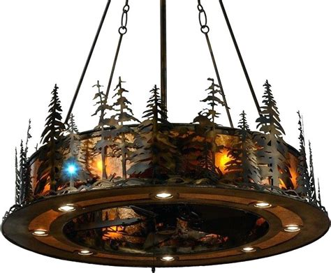 log cabin ceiling fans cabin ceiling fan with light lodge throughout log