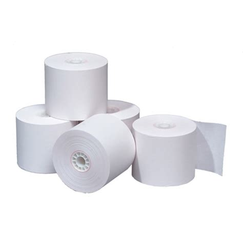 How To Make Thermal Paper - verifone thermal paper2 1 4 x 80 10 rolls goebt