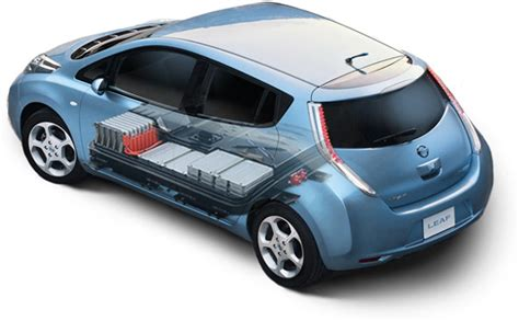 nissan leaf could get battery sizes gas 2