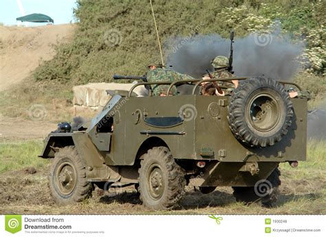 wwii jeep in action military jeep soldiers inside royalty free stock photos
