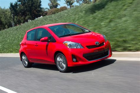 Toyota Yaris 2014 2014 Toyota Yaris Pictures Photos Gallery The Car Connection