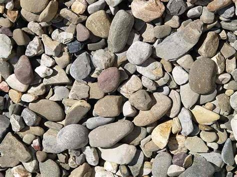 Decorative Yard Rocks Decorative Gravel And Landscaping Mulch