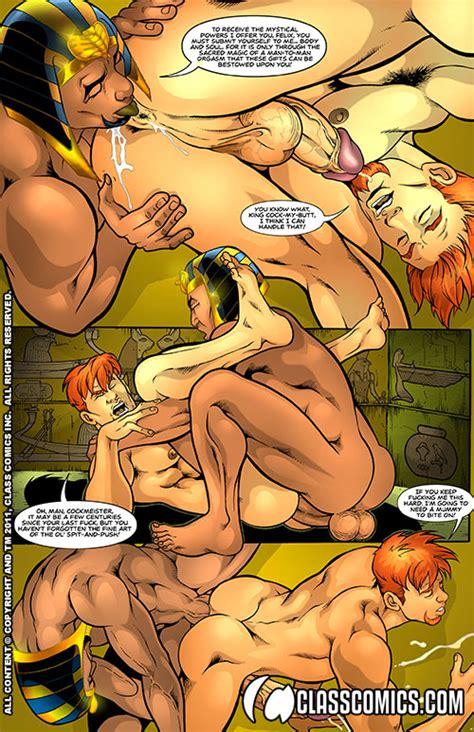 Wild Xxx Hardcore Comic Book Fighting Nude