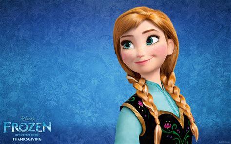anna frozen wallpaper princess anna frozen wallpapers hd wallpapers id 13006
