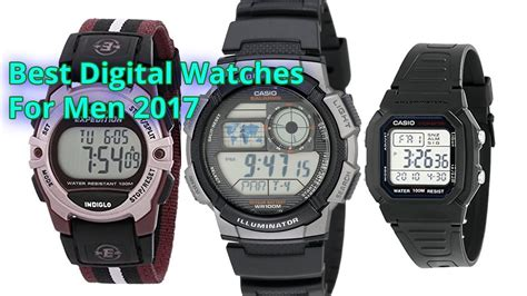 best digital best digital watches for 2017 best smartwatch s