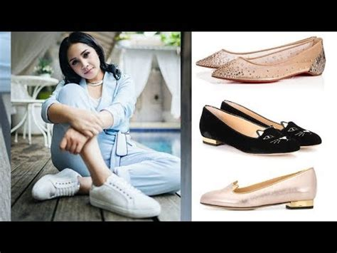 10 koleksi flat shoes mewah nagita slavina harganya