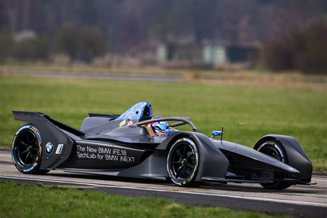 bmw ife  future bmw formula  race car