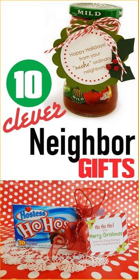 10 easy christmas gifts to make for neighbors 10 clever gifts punny gifts your neighbors are