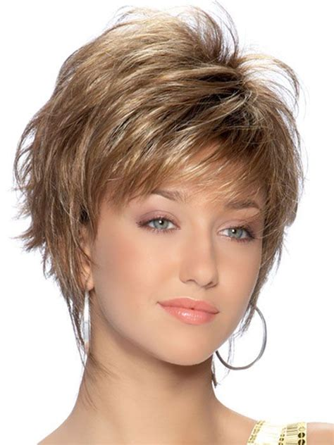 volume layered shaggy hairstyle pictures 13x beautiful short hairstyles with layers for more volume