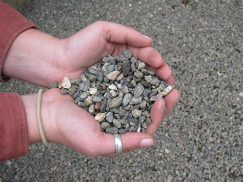 Large Pea Gravel Decorative Rocks Construction Rocks