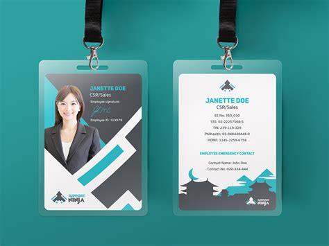 make id card design online i d card design by andre horton